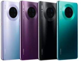 Huawei Mate 30, Mate 30 Pro Design and Detailed Specs Leaked