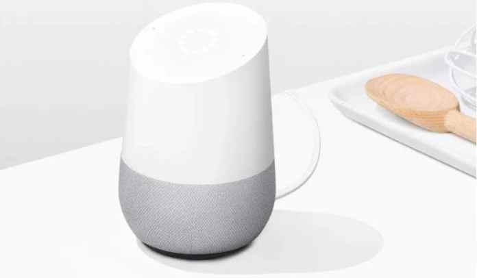 Google Home and Home Mini stereo