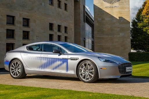 Aston Martin holds electric car plans after collecting emergency funds