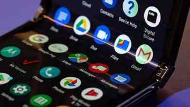 Photo of Foldable smartphone screens may use diamond glass, says Gorilla Glass rival