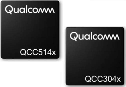 bluetooth chips qcc514x qualcomm's truewireless mirroring active noise cancellation qualcomm bluetooth chips bluetooth chips