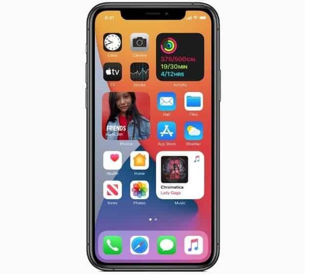 ios 14 home screen app app clips ios iPhone experience