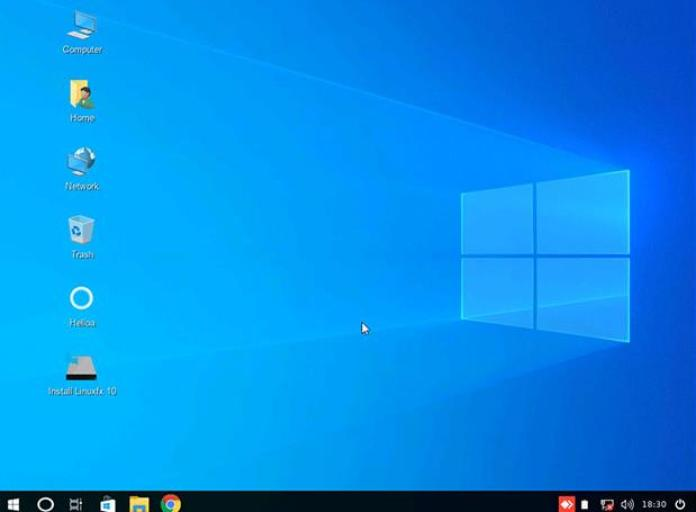 linuxfx 10 windows 10 windows 10 linux