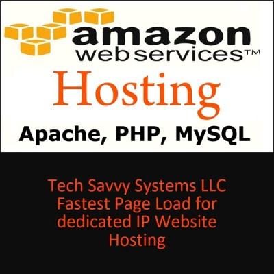 Amazon Hosting