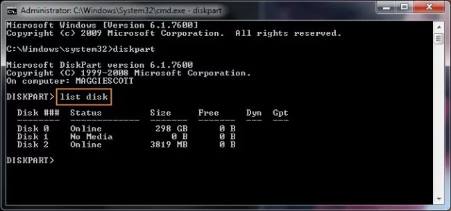 How to Format a Hard Drive HDD or SSD Using the Command Prompt - Read more