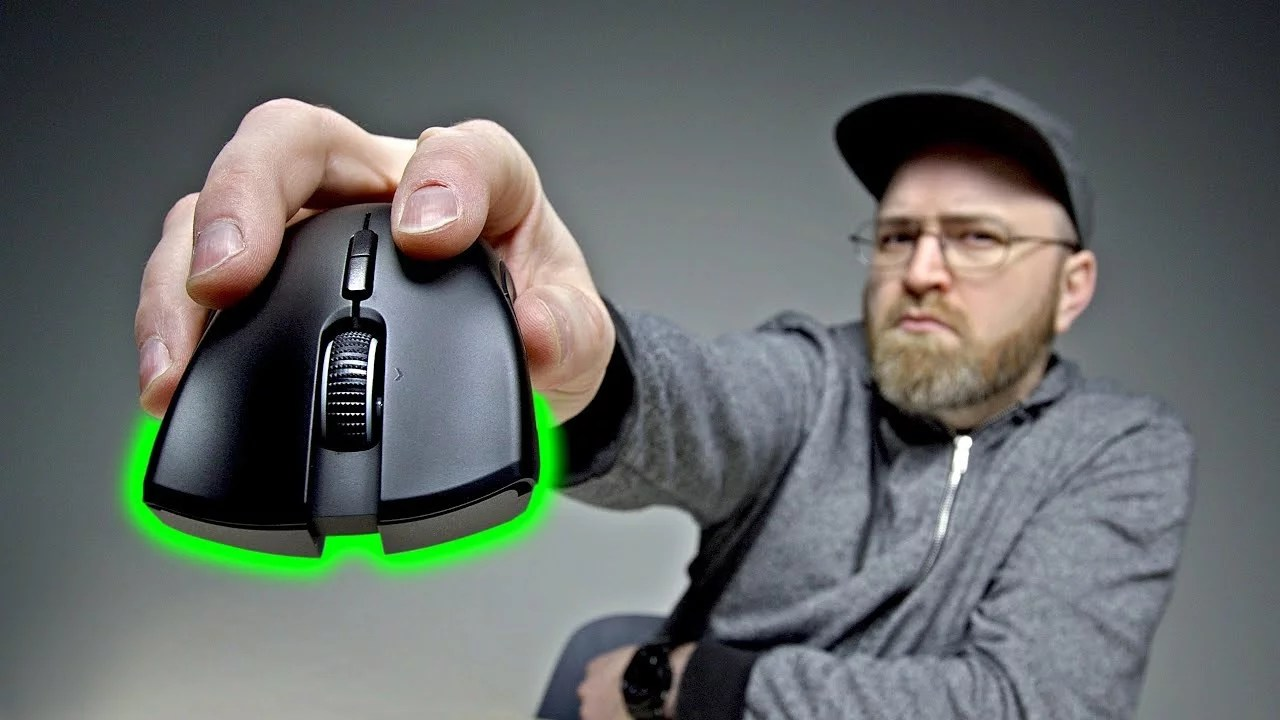 Wireless Mouse That Never Needs To Be Charged