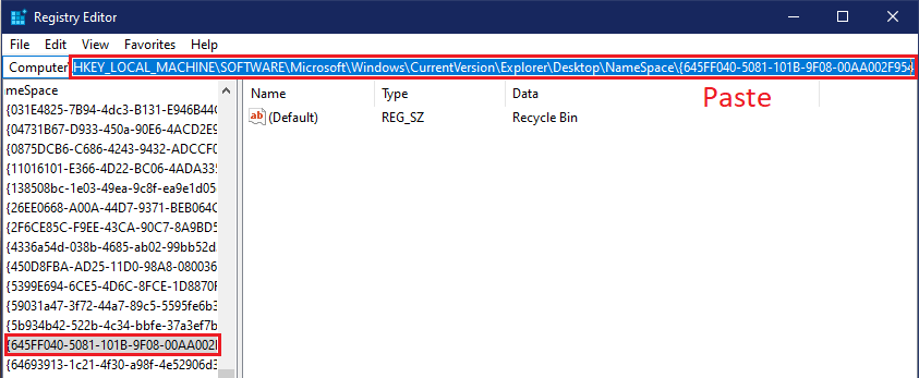 How To Remove Recycle Bin From Desktop Windows XP users