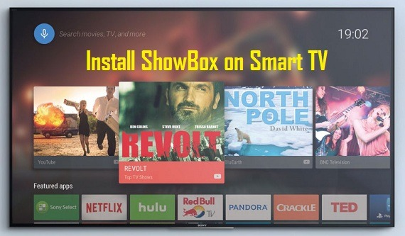 Install ShowBox on Smart TV