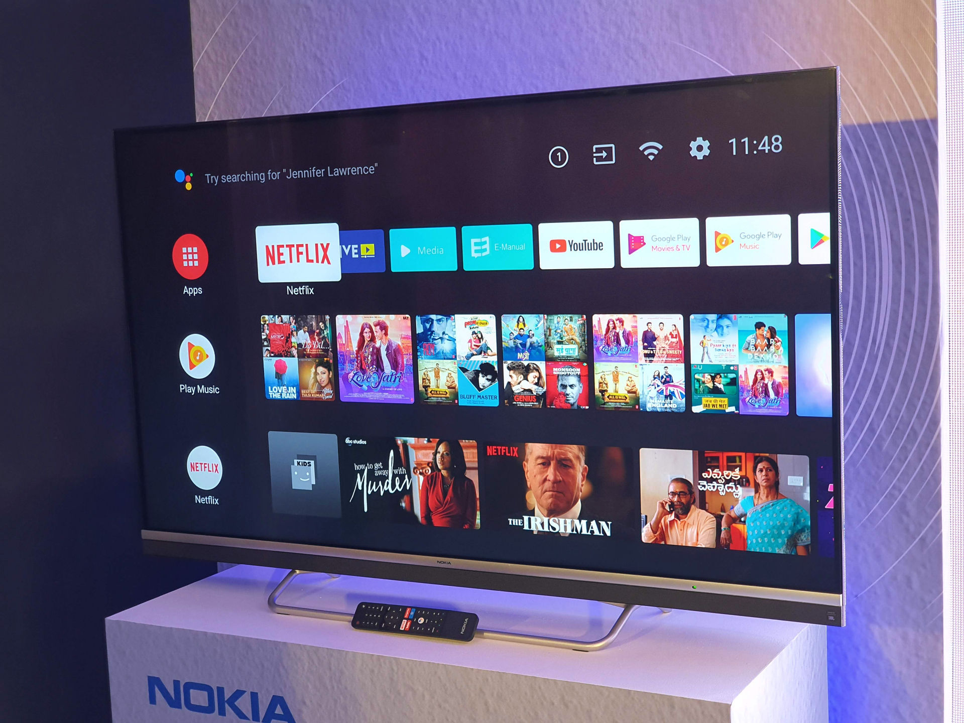Nokia Enters Into Smart TV Segment