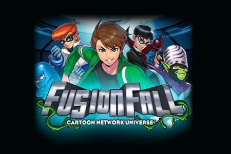 cartoon network universe fusionfall