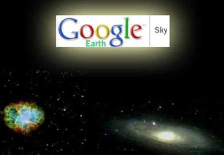 Explore space...