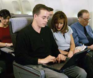 in-flight internet american airlines