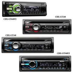 Sony Cdx Gt340 Wiring Diagram Apexi Vafc2 Rolls Out Four Xplod In-car Cd Receivers - Techshout