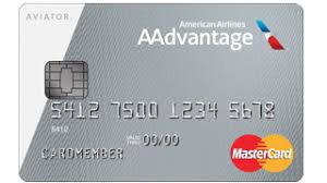 AAdvantage Aviator Credit Card