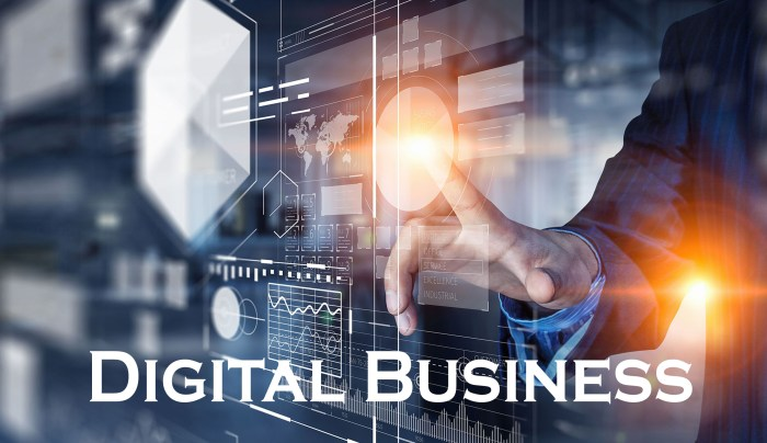 Digital Business - How to Market Your Business Online