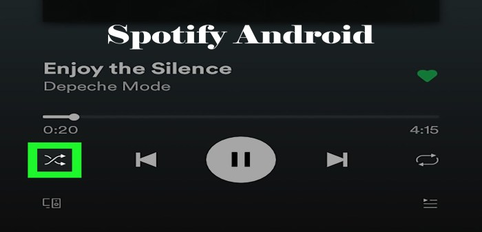 Spotify Android - Spotify Account   Spotify App