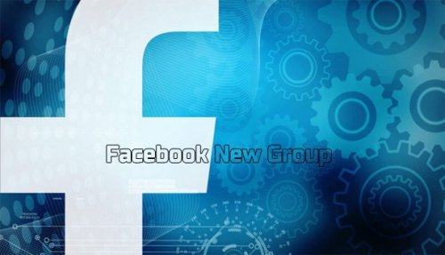 Facebook New Group