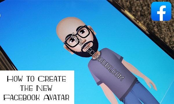 How to Create the New Facebook Avatar