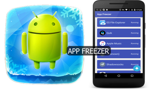 App Freezer - Freeze Apps and Save Battery Life