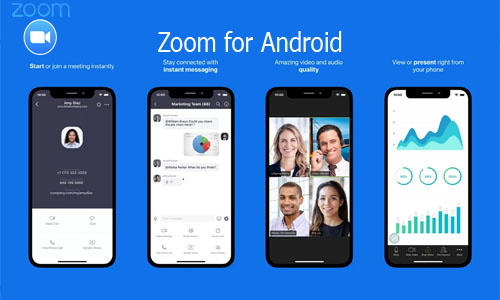 Zoom for Android - Zoom Social Media