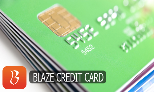 Blaze Credit Card - Blaze Credit Card Login | Application