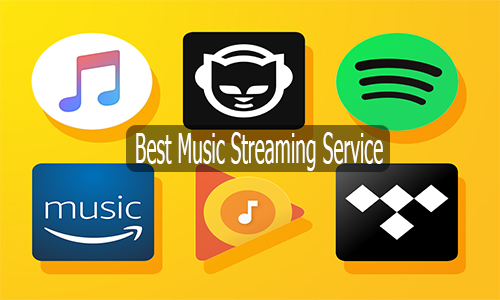 Best Music Streaming Service - What is the Best Music Streaming Service 2020 | Music Streaming Service