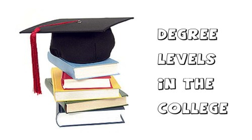 Degree Levels in the College