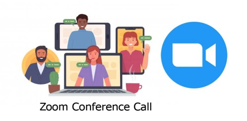 Zoom Conference Call