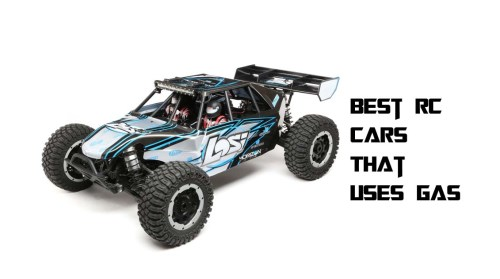 Best RC Cars That Uses Gas
