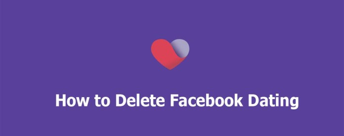 How to Delete Facebook Dating