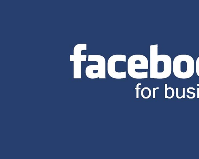 Facebook for Business Page