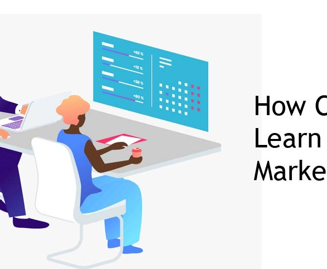 How Can I Learn Online Marketing
