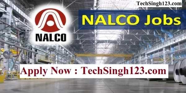 NALCO Bharti NFL भर्ती नेशनल एल्यूमिनियम कंपनी लिमिटेड भर्ती