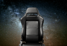 PC Gaming Chair Black