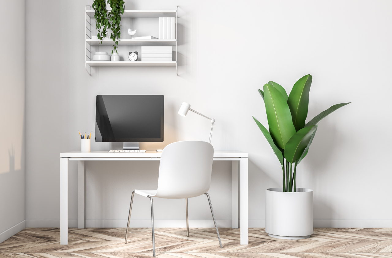 30 Best White Computer Desks of 2019 - TechSiting