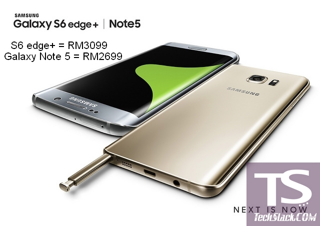 Samsung Galaxy Note 5 & S6 edge+