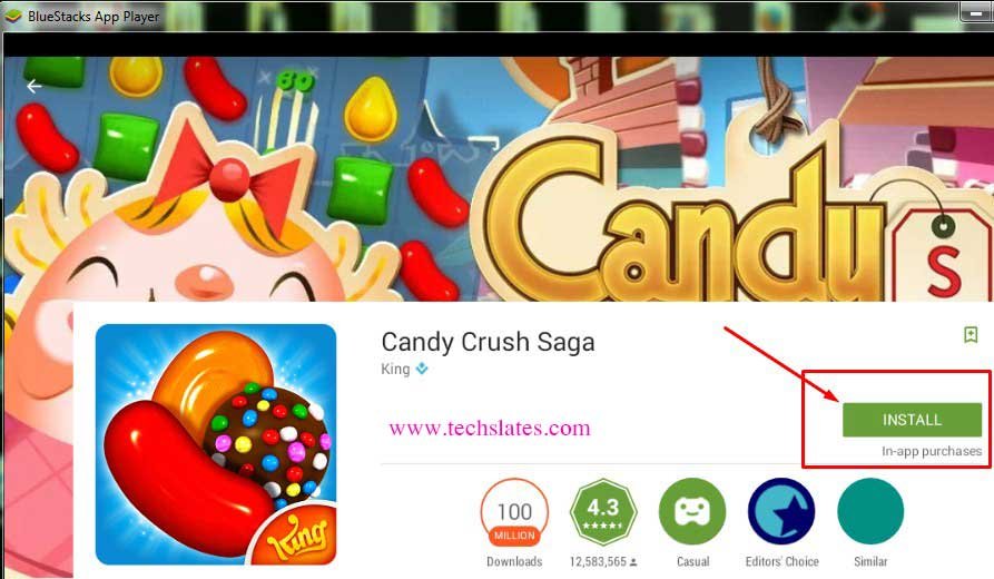 candy crush game download without play store