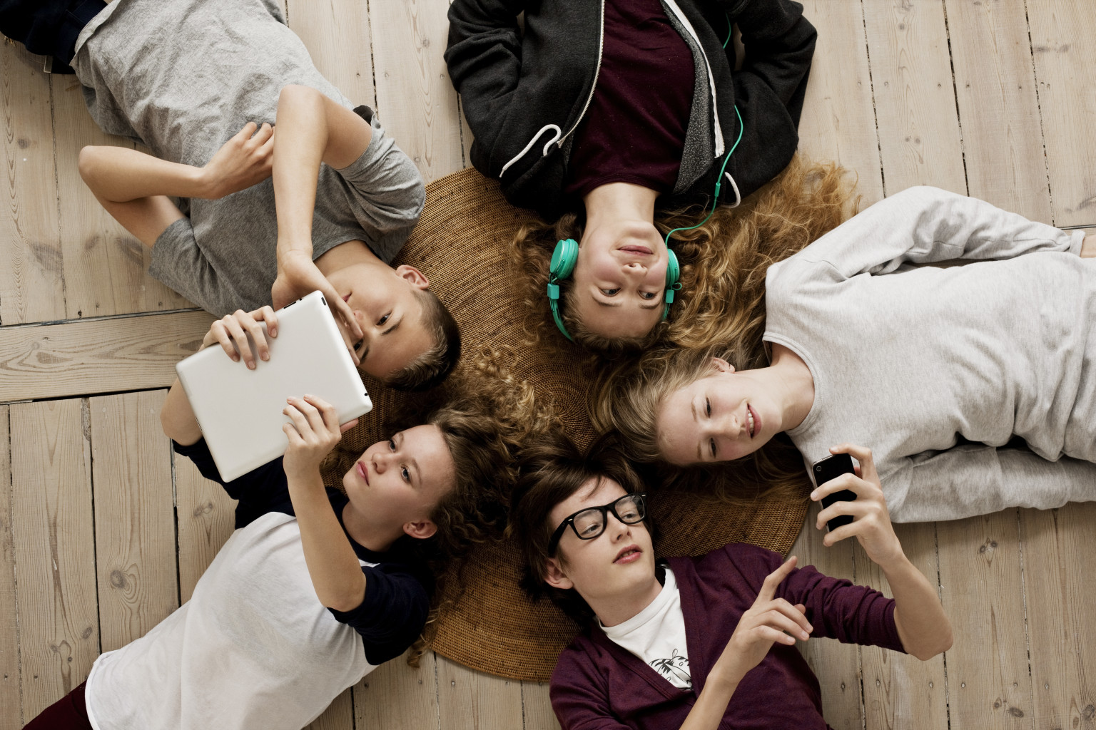 Image result for teenagers on phone