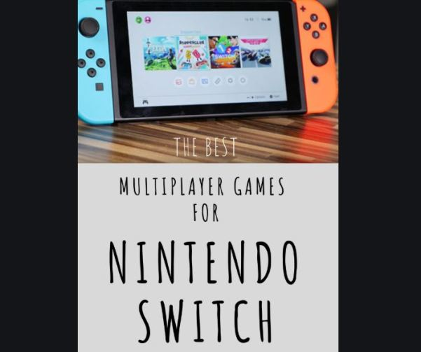 Nintendo Switch Multiplayer Games -  Free Multiplayer Switch Games