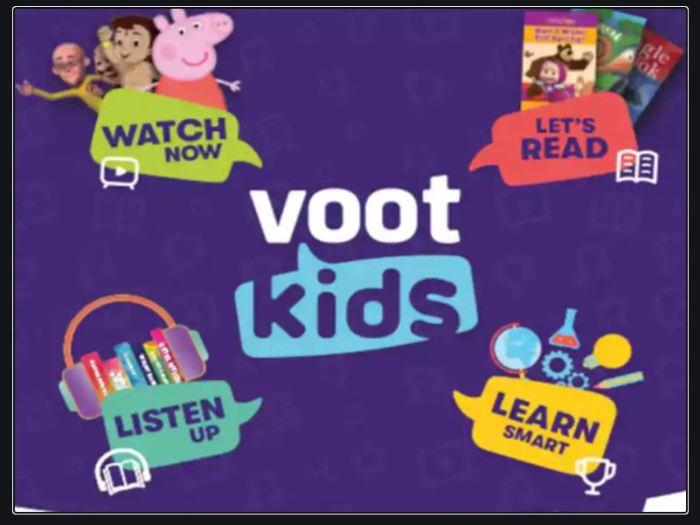 Voot kids APK Download Free and Watch Kids -