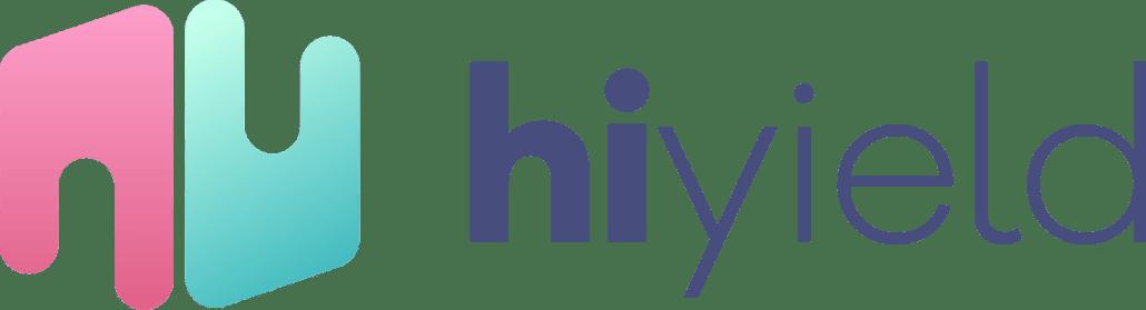 Hiyield logo