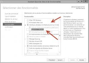 des captures d'écran sur un serveur Windows - ajout de la fonctionnalité qui va bien