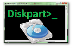 diskpart