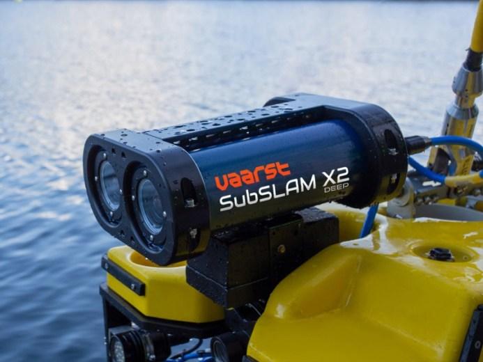 Werst - Subslam X2 3D imaging technology