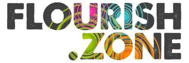 Flourishing area logo