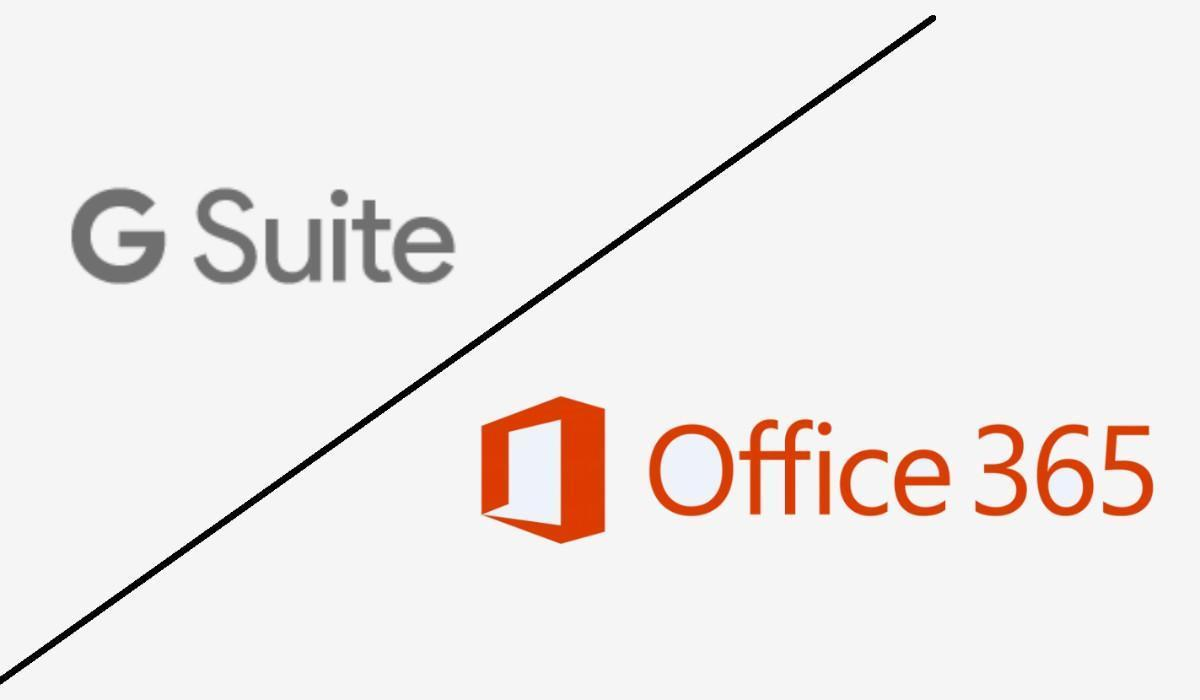 g suite business to office 365