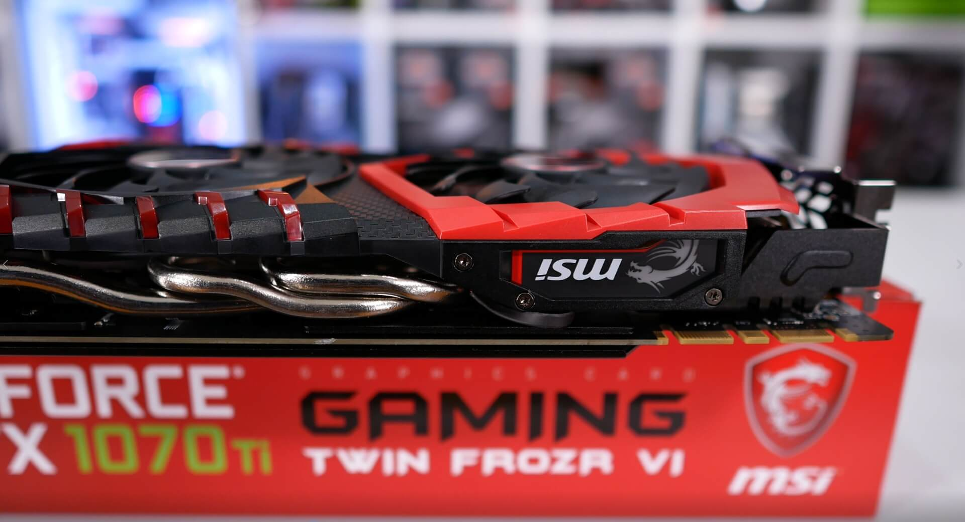 MSI GeForce GTX 1070 Ti Gaming Review Photo Gallery - TechSpot