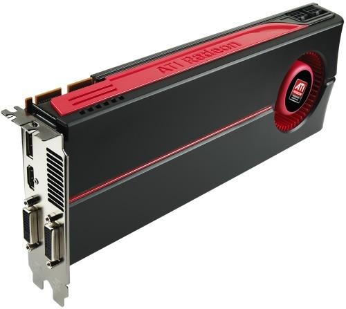 Radeon HD 5870 board