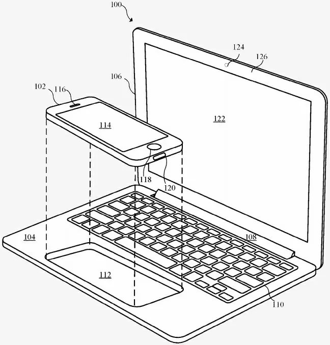 Apple patent application outlines an iPhone-powered