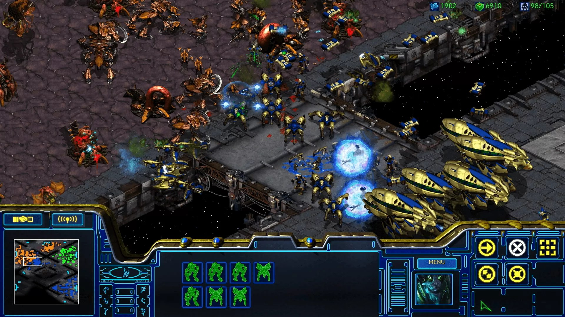 starcraft remastered arrives august